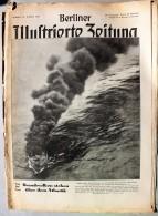 Berliner Illustrierte Zeitung 1941 Nr.10 Brandwolken über Dem Atlantik - Deutsch