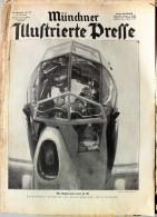 Münchner Illustrierte Presse 1941 Nr.22 Die Bugkanzel Einer Ju 88 - Zeitungen & Zeitschriften
