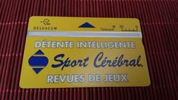 S 113 Sport Cérebral 551 A 00268 Low Number (Mint,Neuve) - Belgium