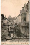 77. Provins. La Rue Des Marais. Coin Bas Gauche Abimé - Provins