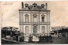 Eure : Jouy-sur-Eure : Ecole - Other Municipalities