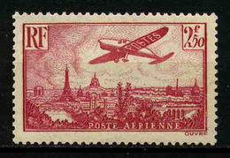 FRANCE -  YT PA 11 ** - POSTE AERIENNE - TIMBRE NEUF ** - 1927-1959 Nuovi