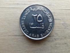 Emirats Arabes Unis  25  Fils  1998  Km 4 - Emirats Arabes Unis