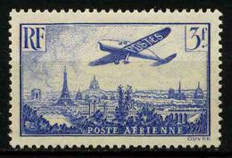 FRANCE -  YT PA 12 ** - POSTE AERIENNE - TIMBRE NEUF ** - 1927-1959 Nuovi