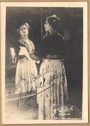 Raquel Meller (1888-1962) - Chanteuse Et Actrice De Cinéma Espagnole - Photo Dédicacée (années 30) - Autographe - Autografi