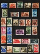 1953 - Full Year    Mi No 1417/1462 - Rumänien