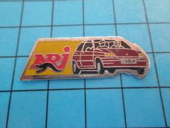 Pin710e Pin's Pins / Beau Et Rare : AUTOMOBILES / RADIO NRJ RENAULT CLIO - Ford