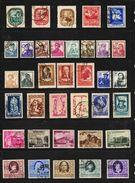 1955 -  Full Year Mi No  1497/ 1562 - Rumänien