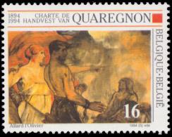 Belgium 2549**  Quaregnon  MNH - Belgique