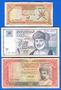 Oman  7  Billets - Oman