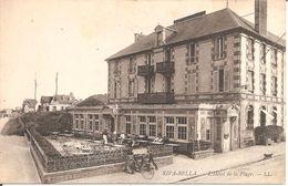 RIVA-BELLA (14) L'Hôtel De La Plage En 1914 - Riva Bella