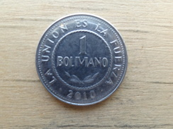 Bolivie  1  Bolivano  2010  Km 217 - Bolivia
