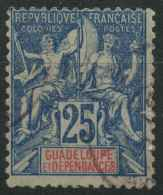 Guadeloupe (1900) N 43 (o) - Oblitérés