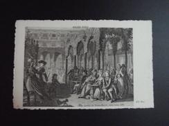 CPA 75 SERIE ANCIEN PARIS  37 - Le Jardin Du Palais Royal Sous Louis XVI ND PHOTO - Lotti, Serie, Collezioni