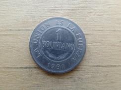 Bolivie  1  Bolivano  1991  Km 205 - Bolivie