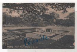 SRI-LANKA - CP BATHING PLACE - ANURADHAPURA - CEYLON - N° 186 PLATE LTD CEYLON - Sri Lanka (Ceylon)