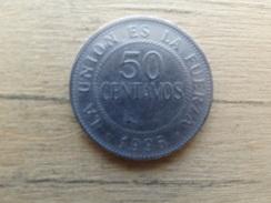 Bolivie  50  Centavos  1995  Km 204 - Bolivie