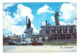 TRINIDAD, POINTE A PIERRE, Oil Refinery, Oldtimer - Trinidad