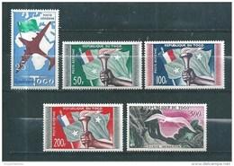 Togo  PA De 1957  N°29 A 33  Neufs ** - Togo (1914-1960)