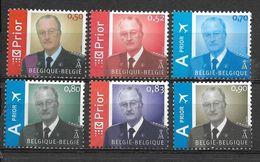 N°3416, 3480, 3417, 3606, 3501, 3607 Neufs. Vendus à La Valeur Faciale. - 1993-.. MVTM