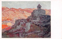 Cartolina Montenegro Cetinje Mit Koniglichen Scloss N. 589 - Cartoline