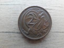 Australie  2  Cents  1978  Km 63 - Monnaie Décimale (1966-...)