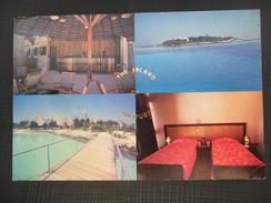 THE ISLAND OF BOLIFUSHI, MALDIVES - Maldives