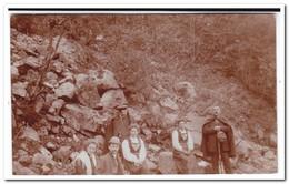 Noorwegen 1907, Which Waterfall Is This ? - Noorwegen