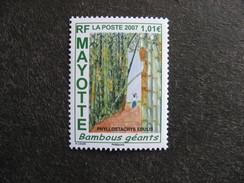 Mayotte: TB N°197, Neuf XX . - Mayotte (1892-2011)