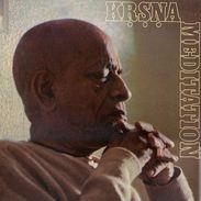 LP A.C. Bhaktivedanta Swami Prabhupada - Krsna Meditation - 1974 - Recorded In 1974 At Rettershof über Königstein I - Country & Folk