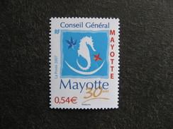 Mayotte: TB N°198, Neuf XX . - Mayotte (1892-2011)