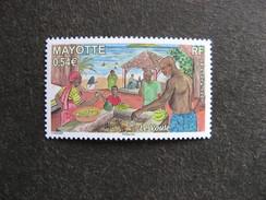 Mayotte: TB N°207, Neuf XX . - Mayotte (1892-2011)