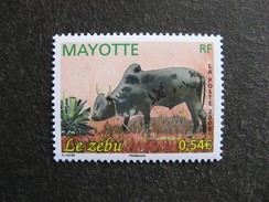 Mayotte: TB N°208, Neuf XX . - Mayotte (1892-2011)