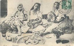 Algerie, Setif Constantine, Mauresques - Algerije