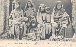 Algerie, Femmes Arabes (Bédouines De La Campagne) - Algerije