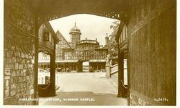 ANGLETERRE - HORSESHOE CLOISTERS, WINDSOR CASTLE - Windsor