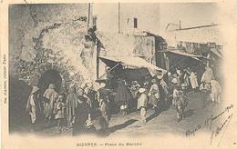 Bizerte, Place Du Marché - Tunesië