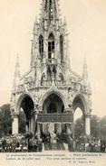 ROYALTY / België / Belgique / Fêtes Patriotiques De Laeken / Laken / 1830 - 1905 / Indépendance Belge / Leopold II - Monuments