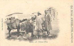 Bizerte, Porteurs D'eau - Tunesië