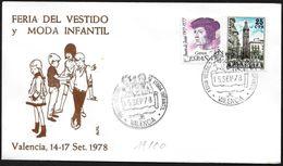 Spagna/Spain/Espagne: Fiera Del Vestito Infantile, The Infant Dress Fair,  Foire De La Mode Infantile - Tessili