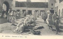Algerie, Biskra, Marchands De Dattes - Biskra