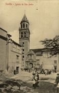 SEVILLA, IGLESIA DE SAN PEDRO - Sevilla