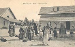 Metalaoui, Mine, Une Fontaine - Tunesië