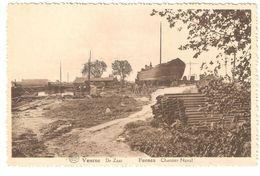 Veurne / Furnes - De Zaat / Chantier Naval - Scheepswerf - Uitgever F. Decuyper Te Veurne - Veurne