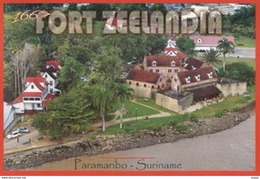 Paramaribo, Suriname, South America - UNESCO - Surinam
