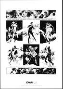 40. GILLON & FOREST.  NAUFRAGES DU TEMPS - Bookplates (Ex Libris)
