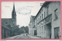Polska - Polen - Poland - Pologne - BERENT - Vereinshaus - Feldpost - Guerre 14/18 - Westpreussen