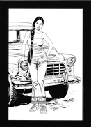 42. ALAIN MOUNIER.   BOX - Illustrateurs M - O