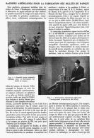 MACHINES AMERICAINES POUR LA FABRICATION DES BILLETS De BANQUE  1910 - EURO