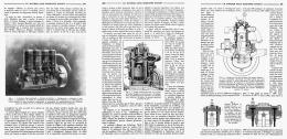 MOTEUR SANS SOUPAPES KNIGHT 1910 - Transportation